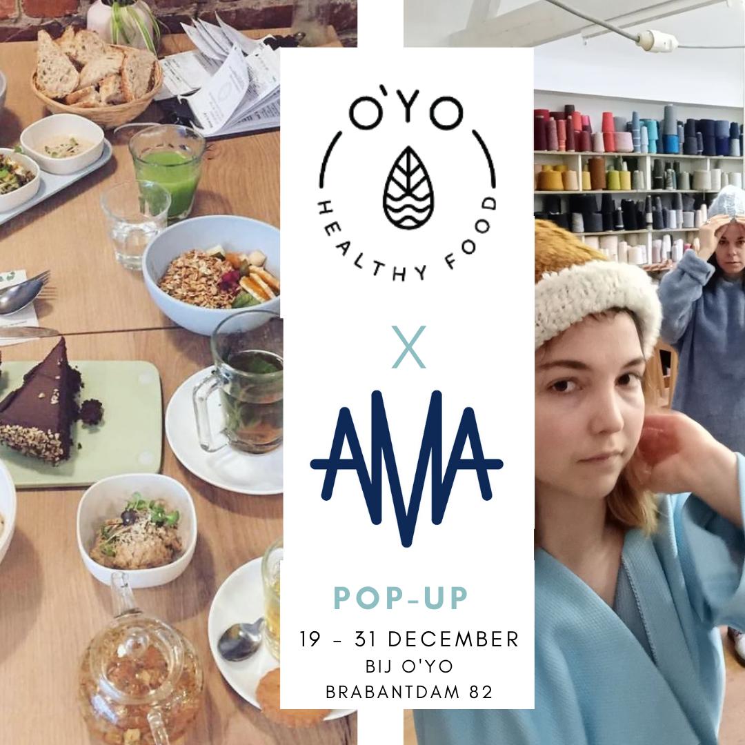 pop-up met circulaire mode winkel lokaal in gent