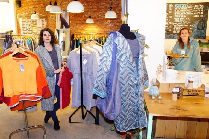 pop-up Gent ethische mode ontwerpster