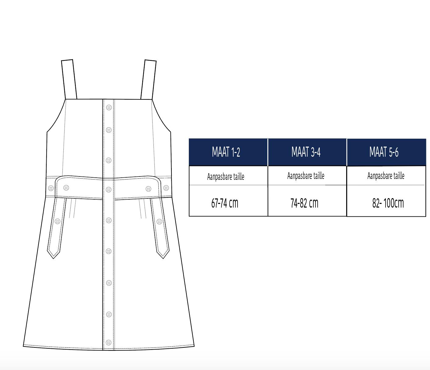 kleed TANGO in gerecycleerde hemden, sociaal en lokaal geproduceerd