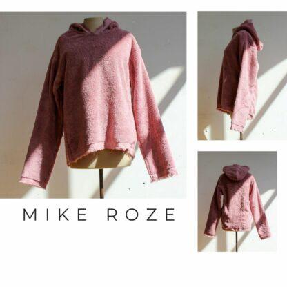 MIKE hoodie uit duurzaam materiaal